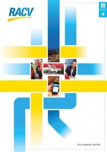 RACV annual report 2012